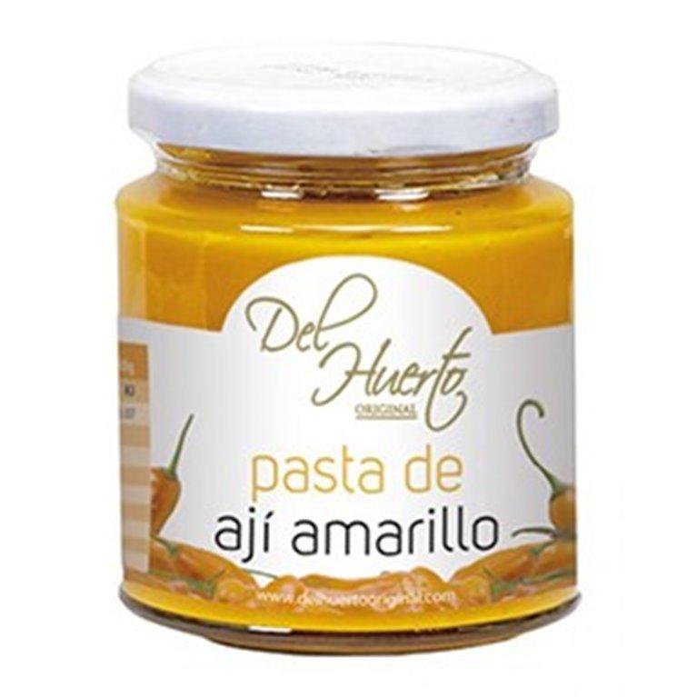 Pasta de Ají Amarillo 212g, 1 ud