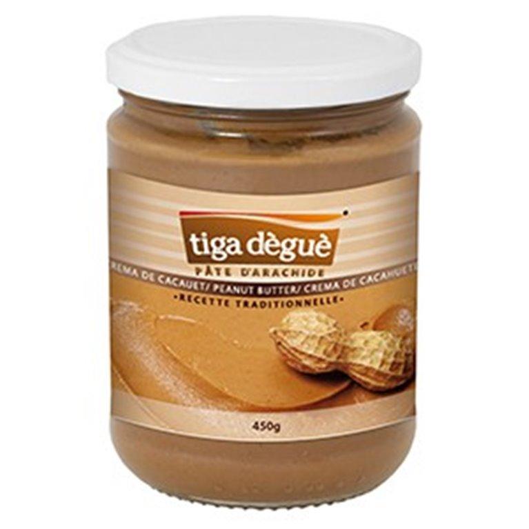 Crema de Cacahuete (Sin Azúcar) 450g, 1 ud