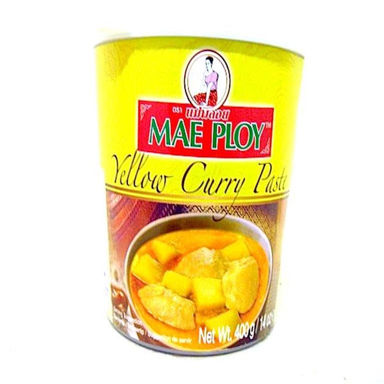 Pasta de curry amarillo 400g
