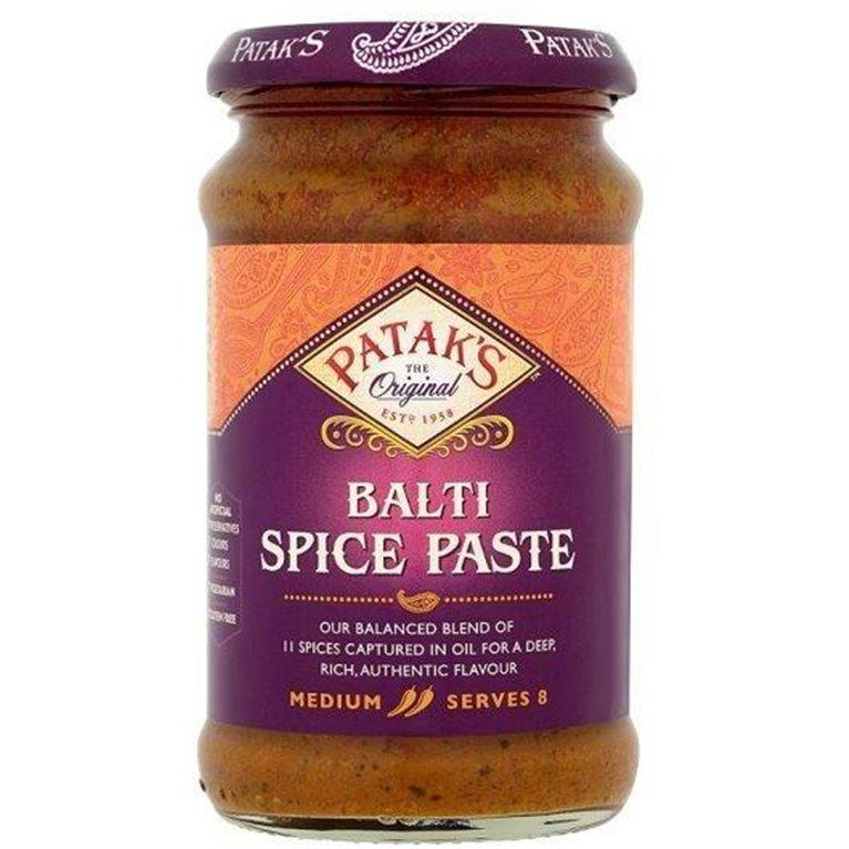 Pasta de Curry Balti 283g, 1 ud