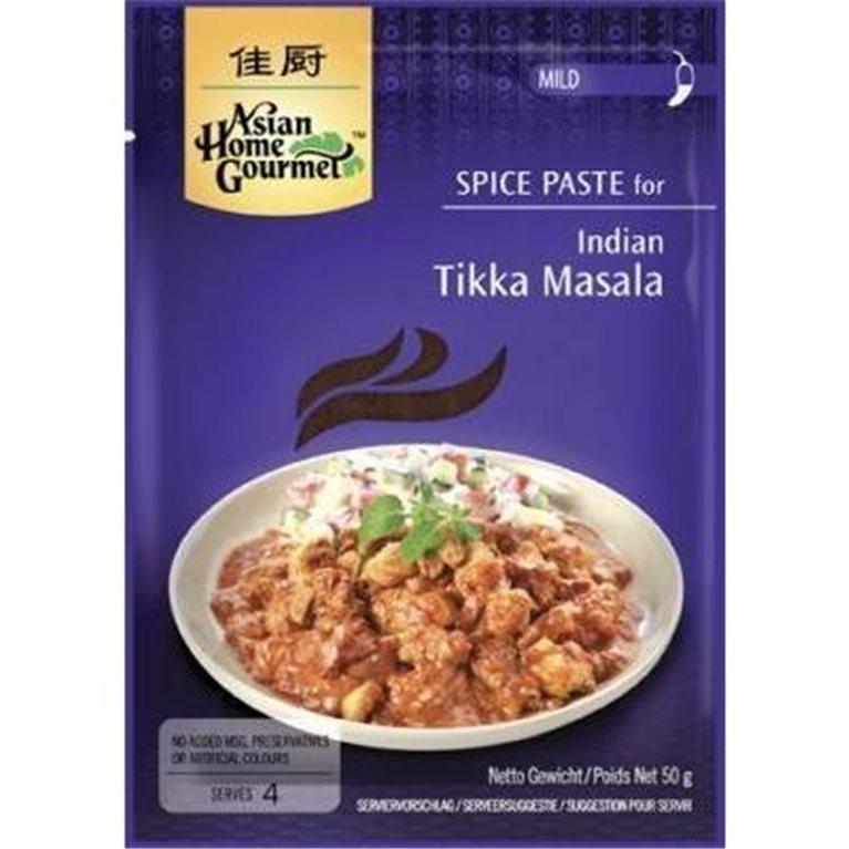Pasta de Especias para Curry Indio Tikka Masala 50g, 1 ud