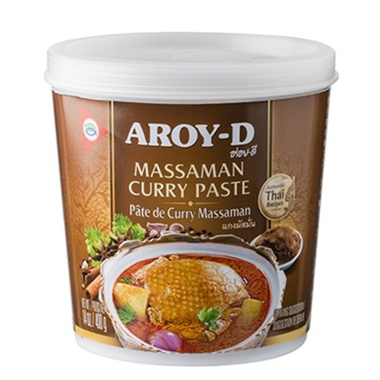 Pasta de Curry Massaman Thai 400g