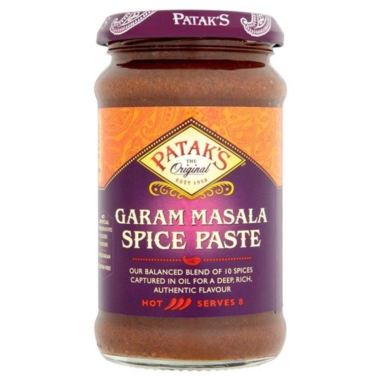 Pasta de Especias Garam Masala 283g, 1 ud