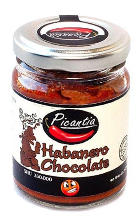Pasta de habanero chocolate 106ml