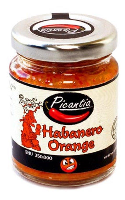 Pasta de habanero naranja 106ml