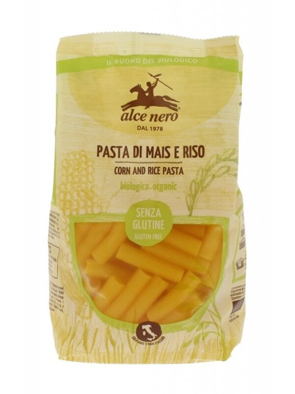 Pasta de maíz y arroz, 250 gr