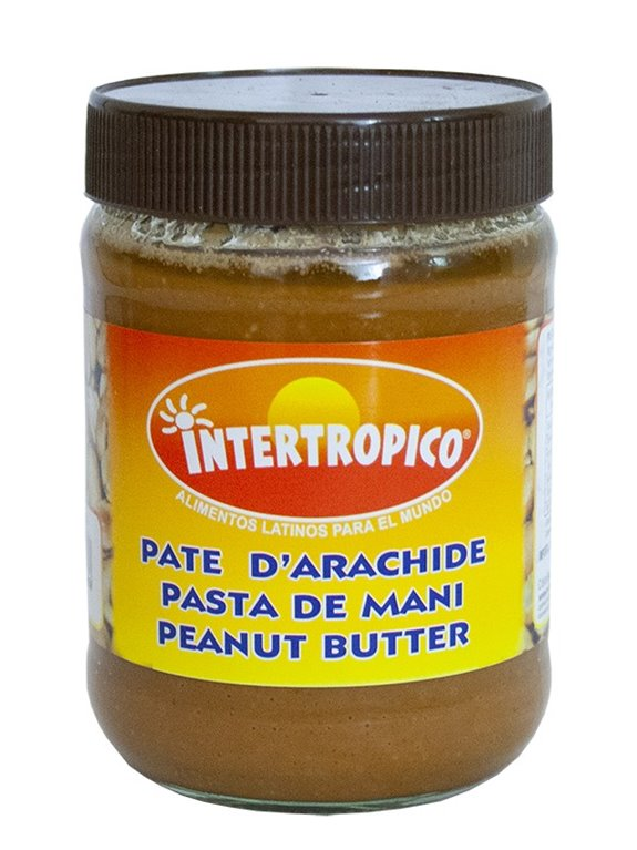 PASTA DE MANI INTERTROPICO 500 GR