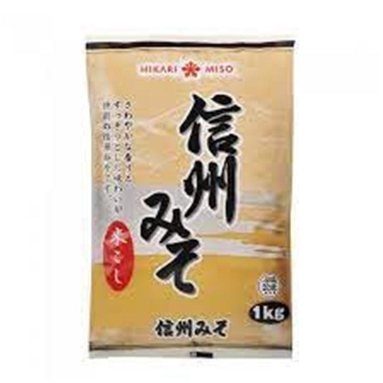 Pasta de Miso Blanco (Shiro Miso) 1kg