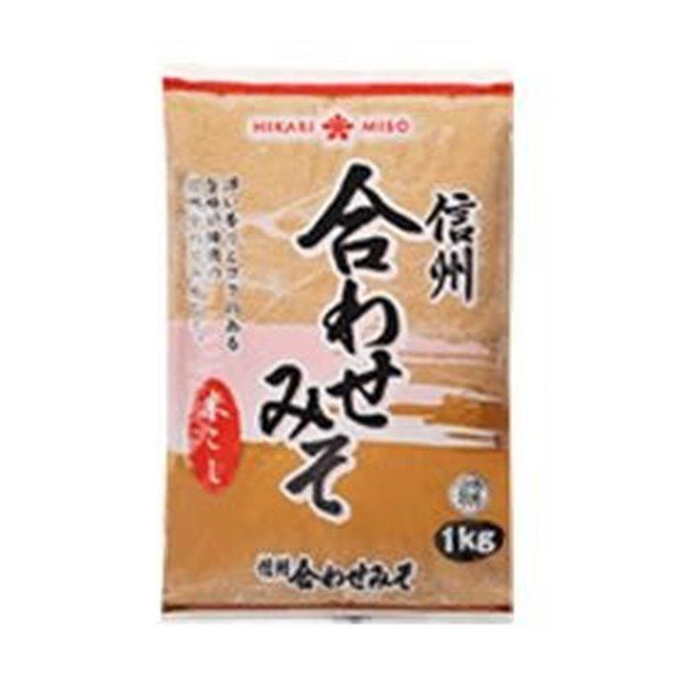 Pasta de Miso Rojo (Aka Miso) 1kg