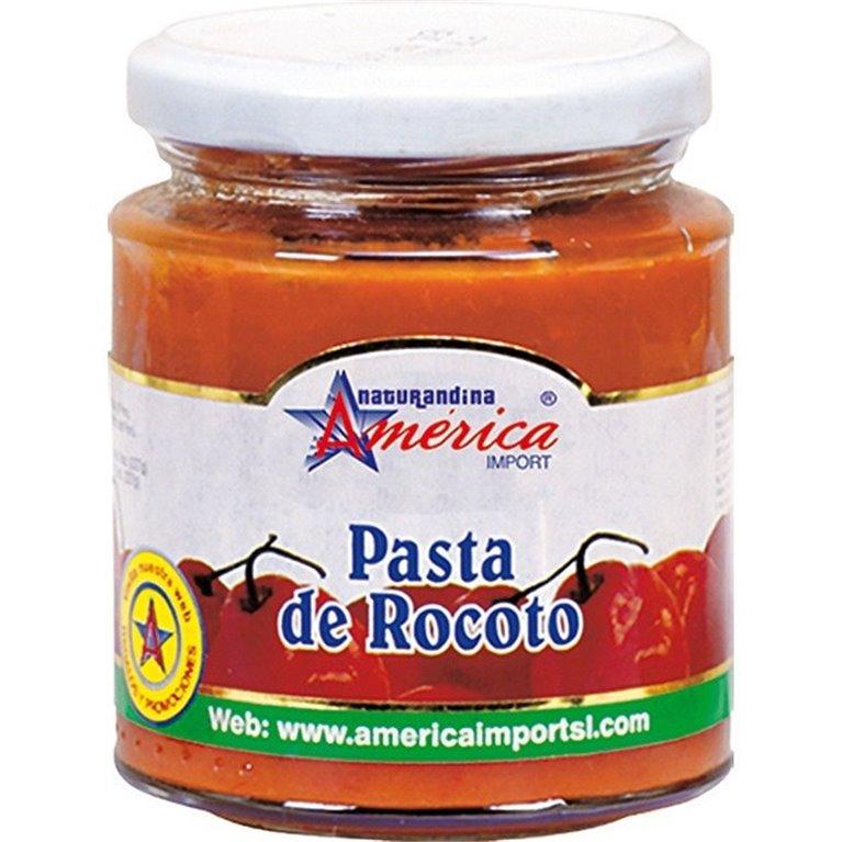 Pasta de Rocoto 212g