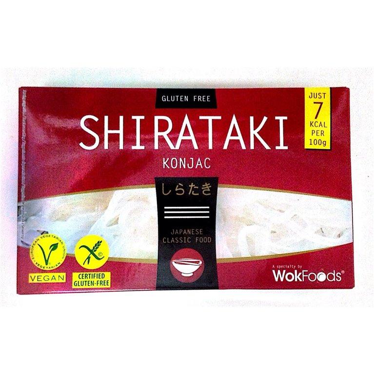 Pasta Shirataki Konjac Noodle Sin Gluten 300g, 1 ud
