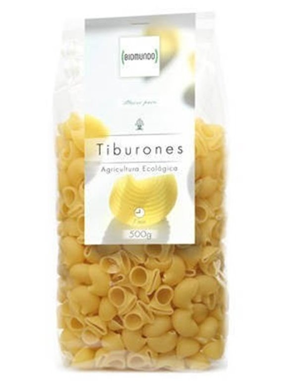 Pasta Tiburones, 500 gr