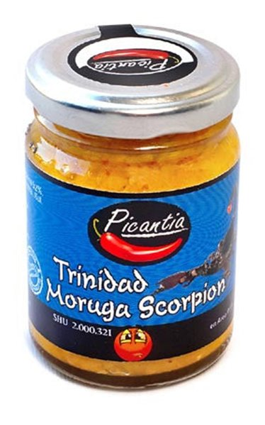 Pasta Trinidad Moruga Scorpion 106ml