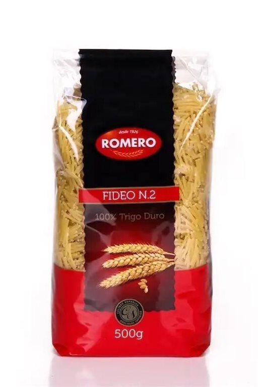 Pastas Romero Fideo N.2
