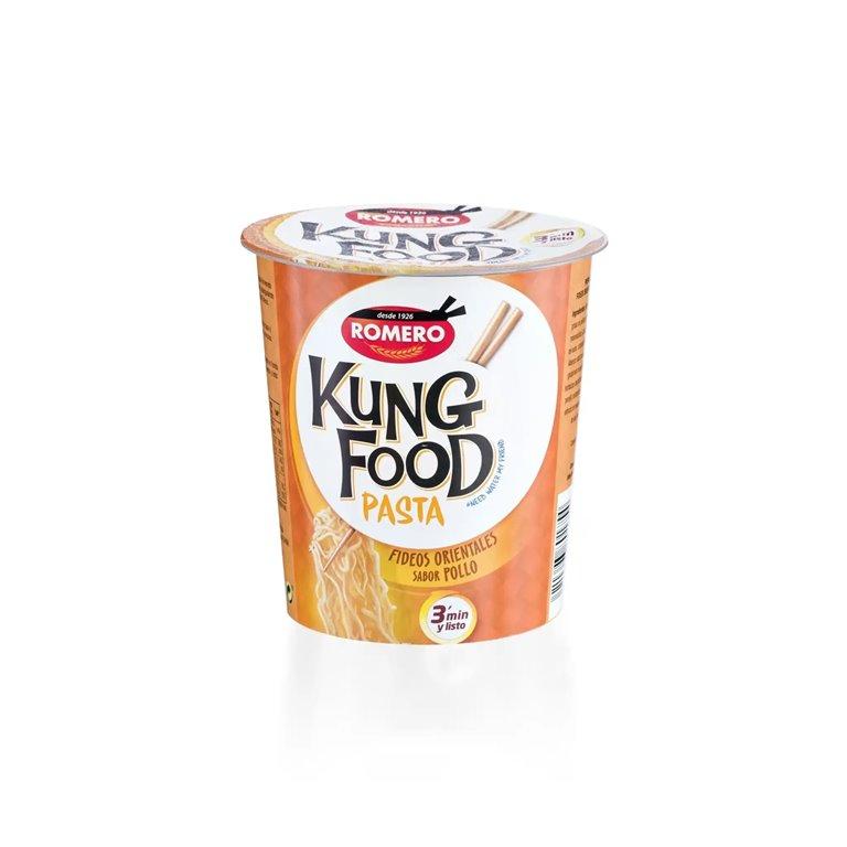Pastas Romero Noodles Kung Food sabor Pollo
