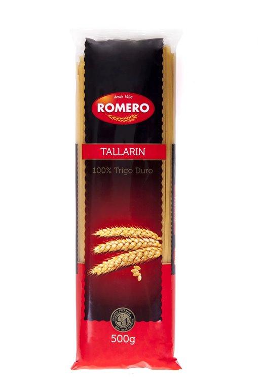 Pastas Romero Tallarin 500g.