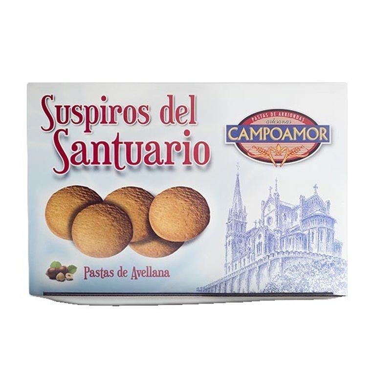Pastas Suspiros del Santurario
