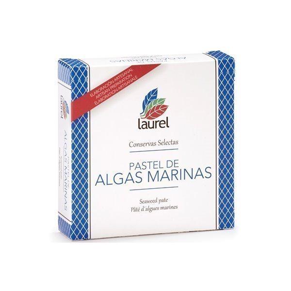 Pastel de Algas Marinas