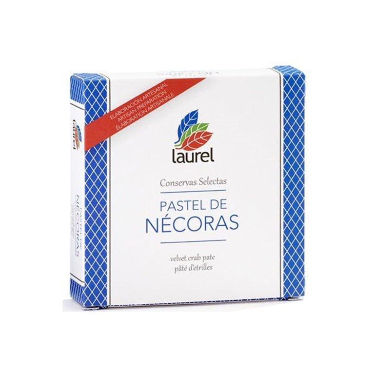 Pastel de Nécora, 190 gr