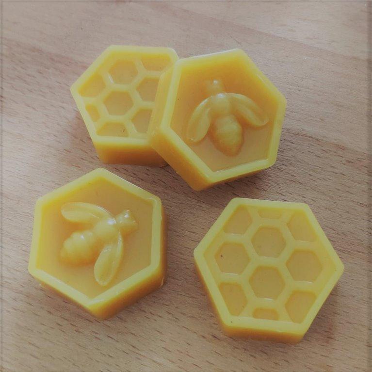 Pastilla de cera de abeja 15g