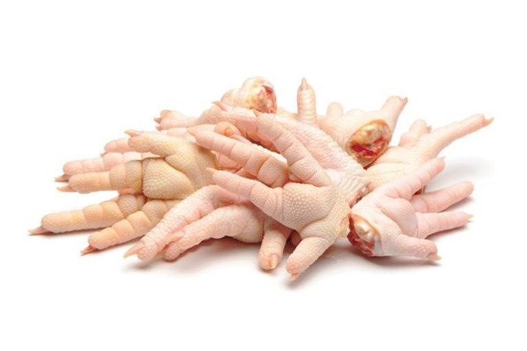 Patas de pollo, 1 ud