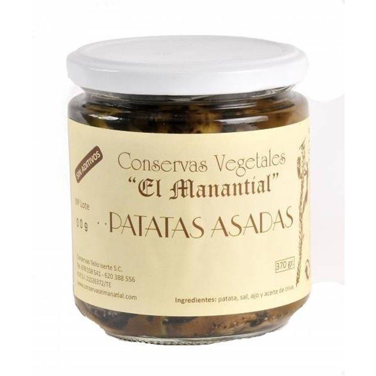 Patata asada El Manantial, 1 ud