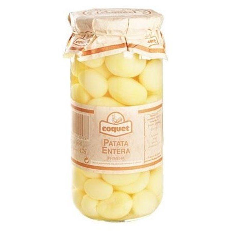Patata pelada entera Coquet, 1 ud