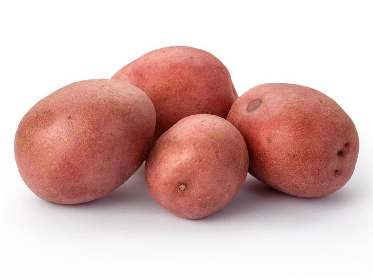Patata roja BIO - 1 kg