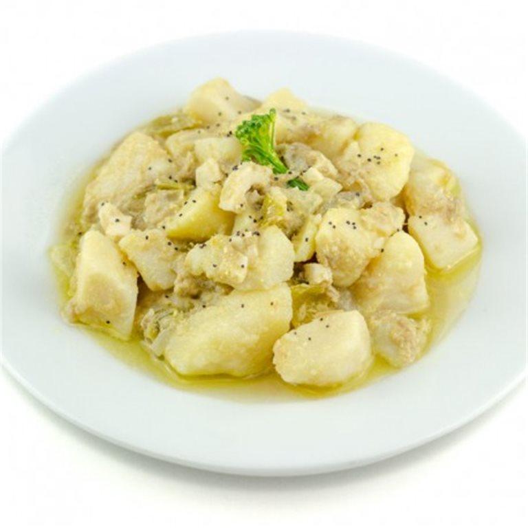 Patatas Aliñadas, 1 ud