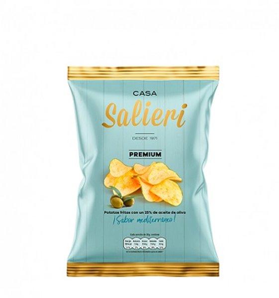 Patatas Casa Salieri Premium 150 gr.