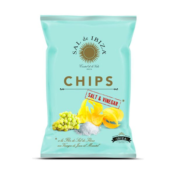 Patatas Chips Sal & Vinagre