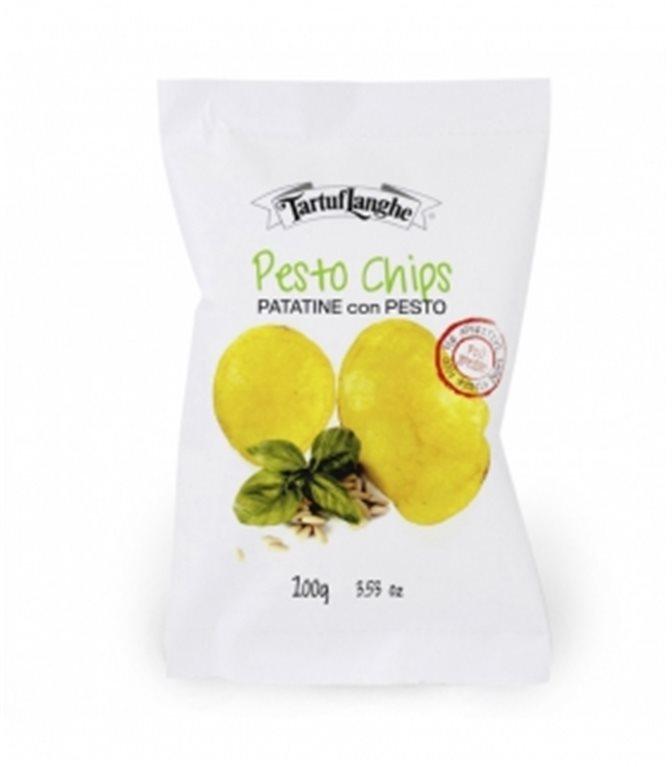 Patatas con Pesto 100gr. Tartuflanghe. 9un.