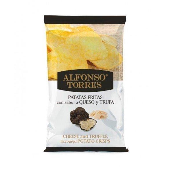 Patatas con Queso y Trufa Negra Alfonso Torres 120 gr.