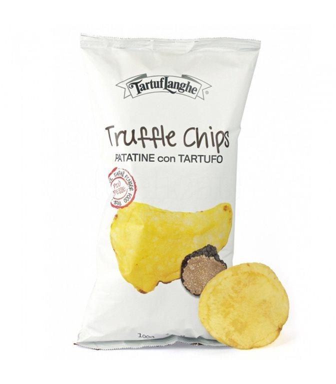 Patatas con Trufa 100gr. Tartuflanghe. 9un.