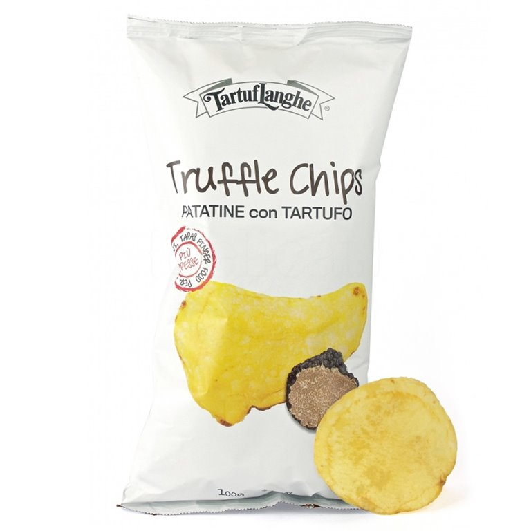 Patatas con Trufa 100gr. Tartuflanghe. 9un., 1 ud