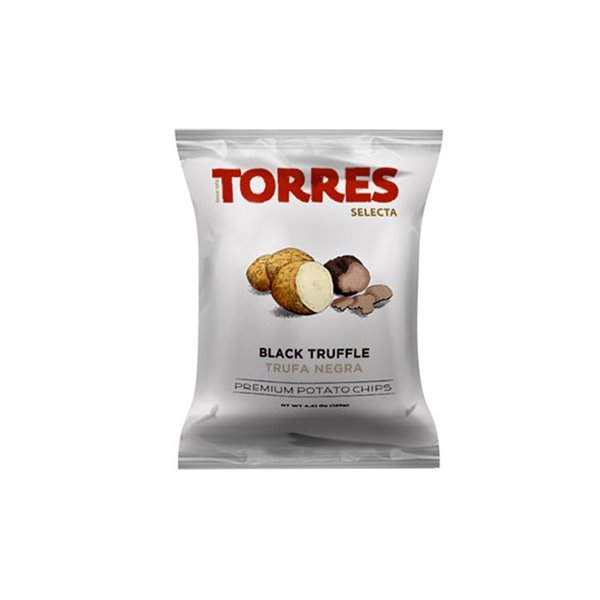 Patatas con Trufa Negra Torres Selecta 125 gr.