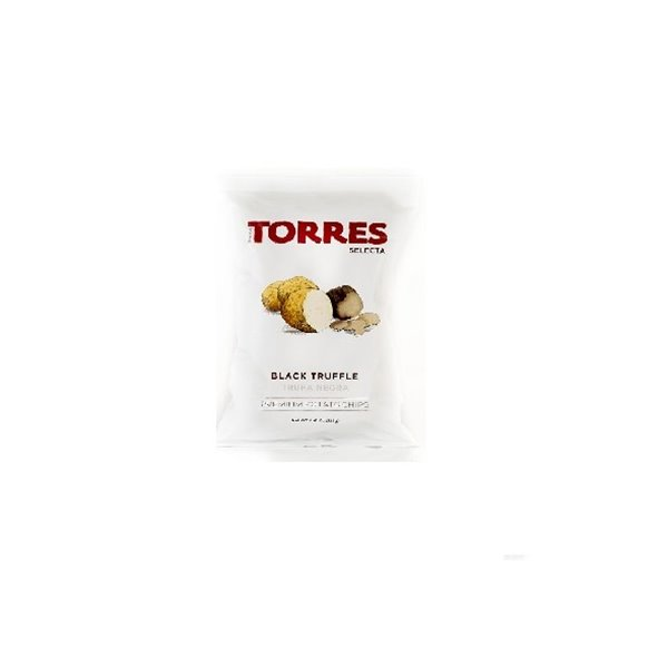Patatas con Trufa Negra Torres Selecta 40 gr.
