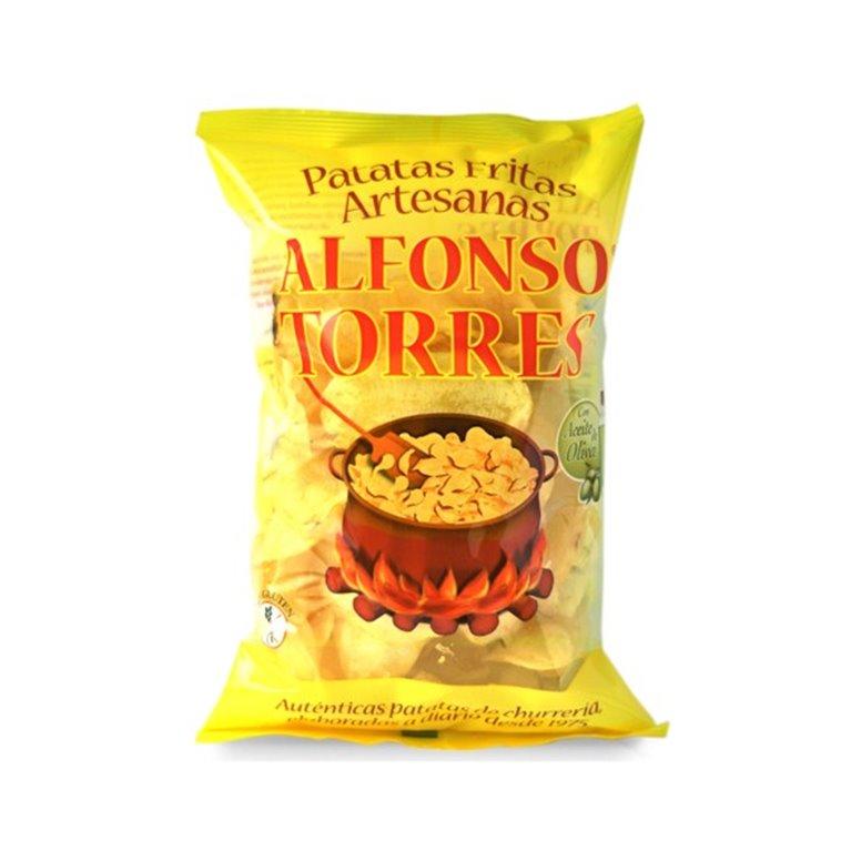 Patatas Fritas Artesanales Alfonso Torres 150 gr., 1 ud