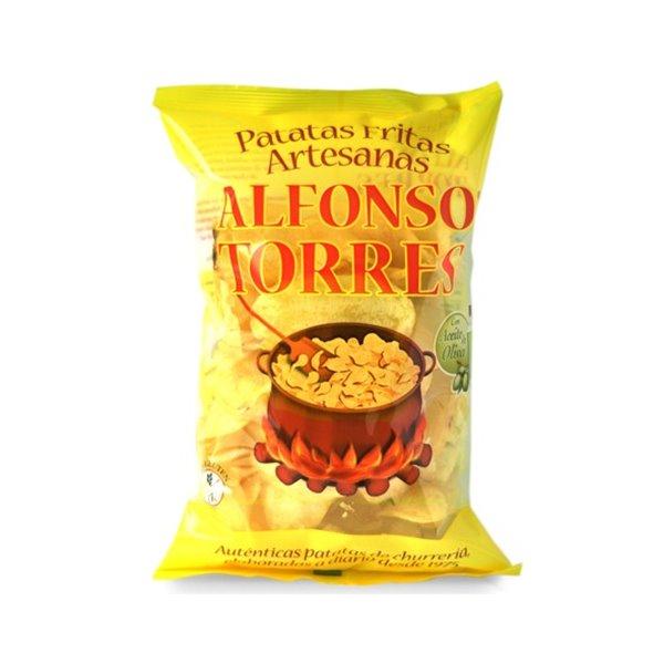 Patatas Fritas Artesanales Alfonso Torres 150 gr.