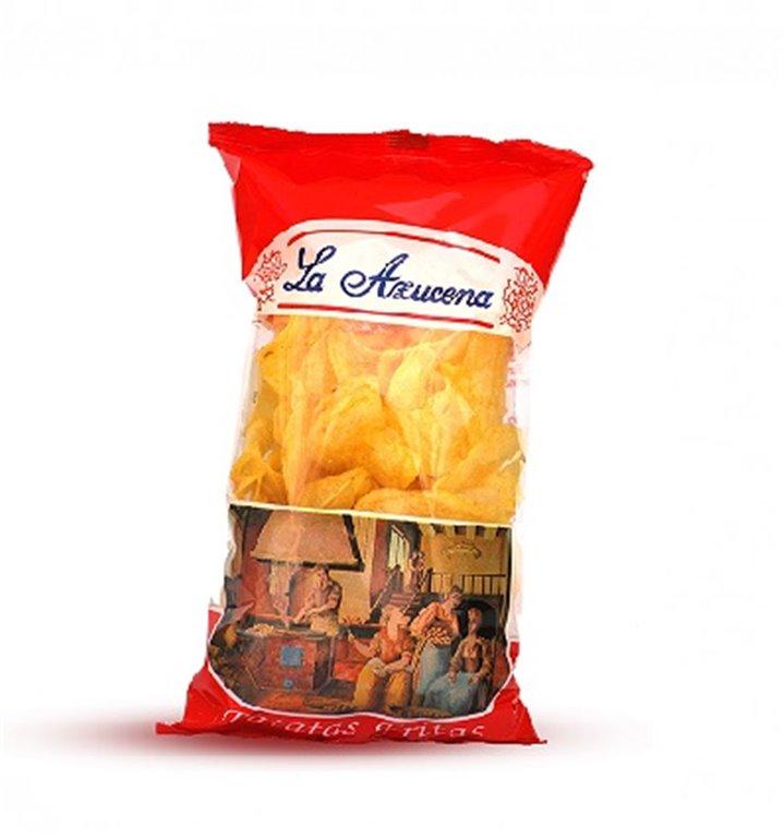 Patatas Fritas Artesanas La Azucena 145 gr.