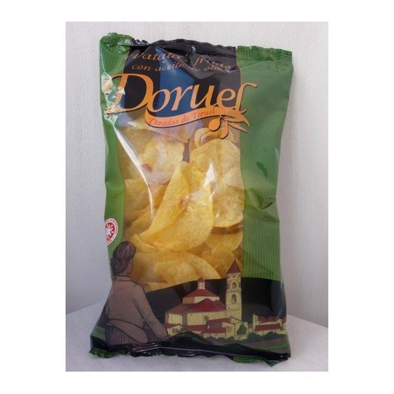 Patatas fritas Doruel 150gr, 1 ud