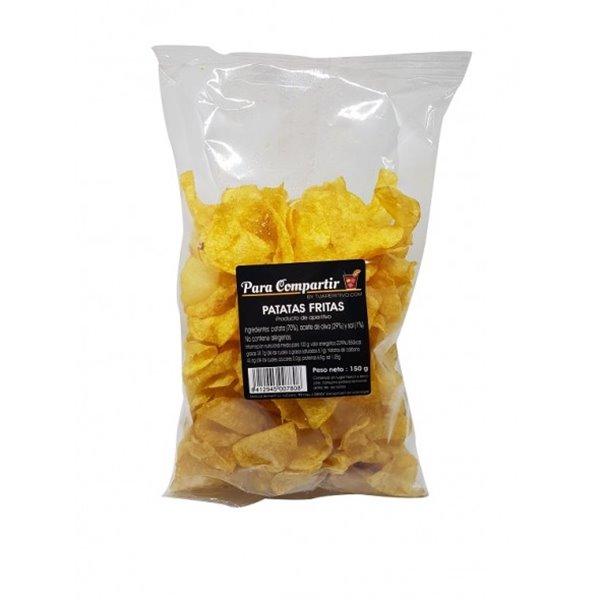 Patatas Fritas Para Compartir by Tuaperitivo.com 150 gr.