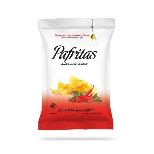 Patatas fritas picantes Pafritas