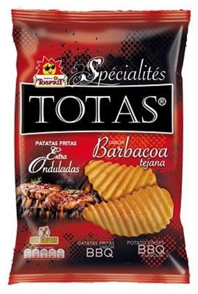 Patatas Fritas sabor Barbacoa