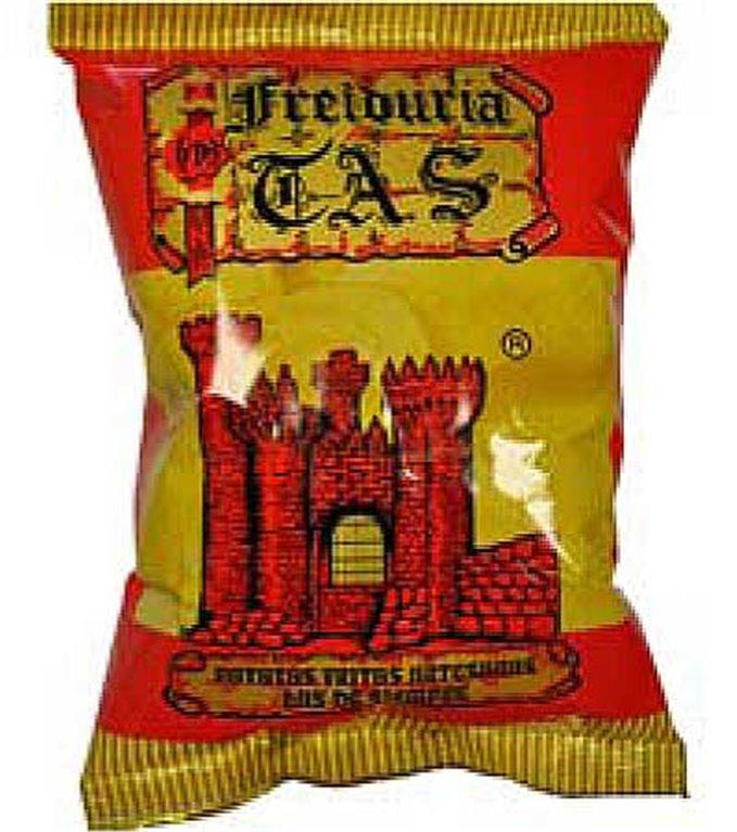 Patatas fritas TAS Natural. 20 Bolsas de 40gr