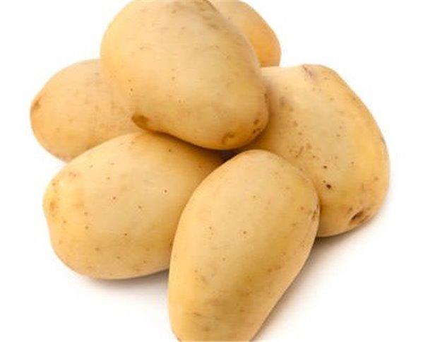 Patatas lavadas caja de 10 kilos