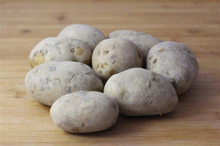 Patatas Nuevas Ecologicas ( 900-1000gr)