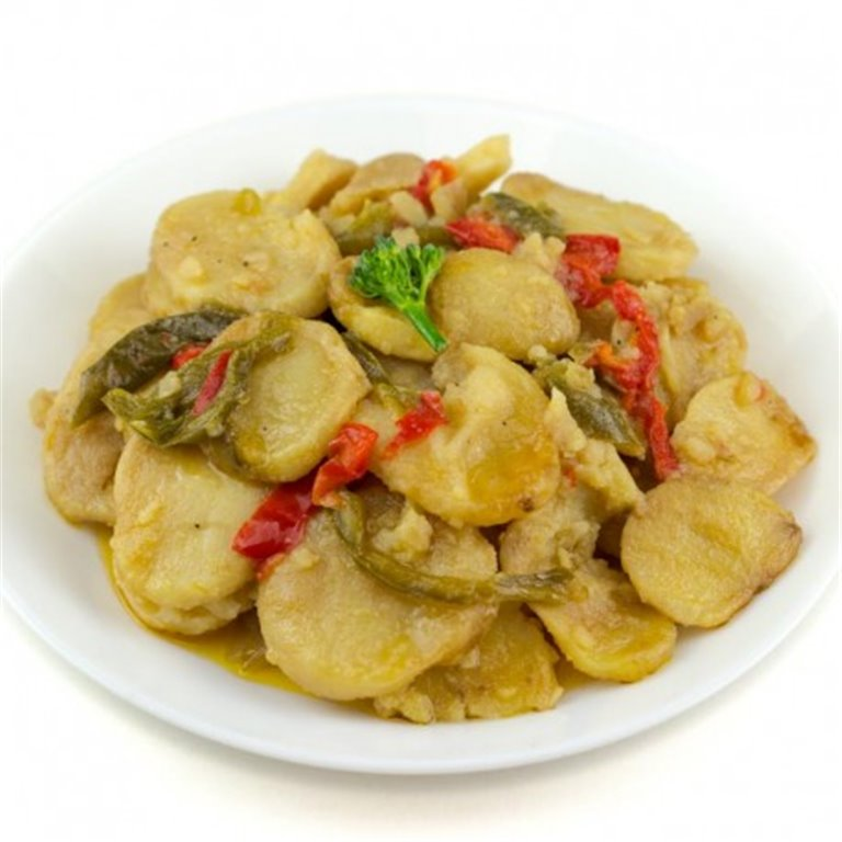 Patatas Panaderas, 1 ud