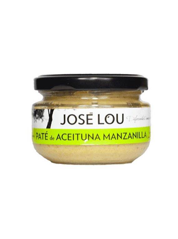 José Lou manzanilla olive pâté