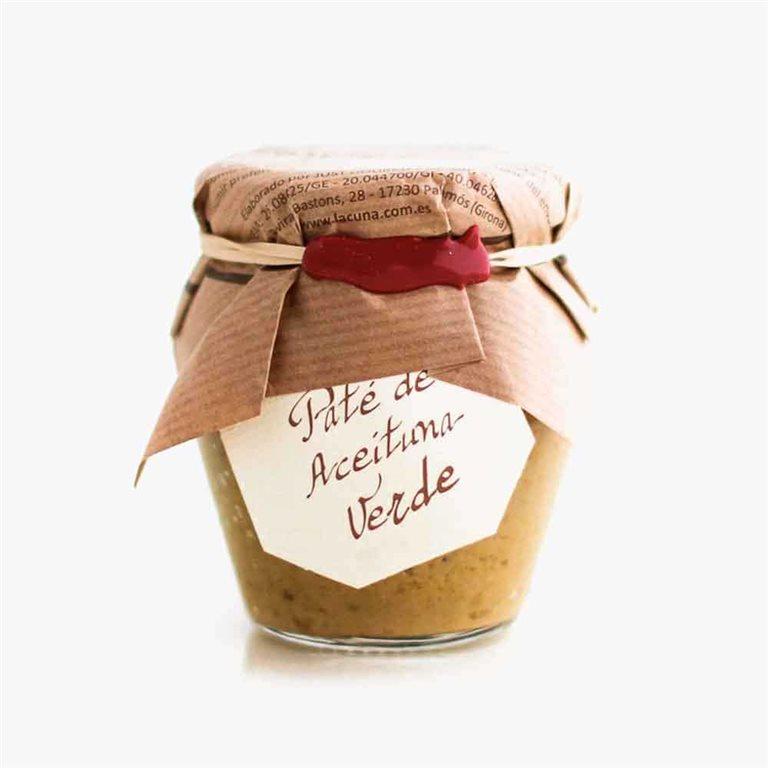 Paté de Aceituna verde 85 g La Cuna